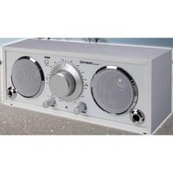 Radio tipo nostalgia AM/FM FA1907-1BLANCO