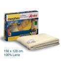 Calienta camas 150x120 100% Lana. AR415