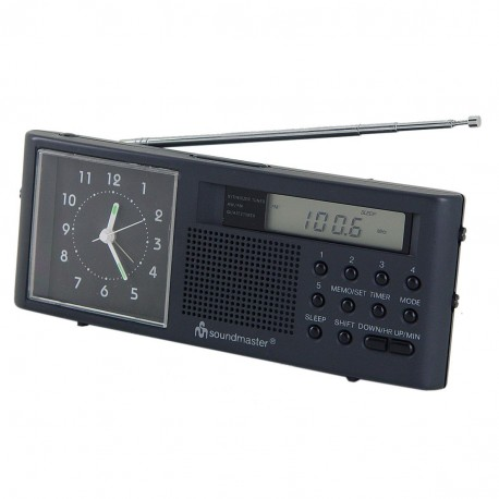 Radio reloj Analogico AM-FM UR970