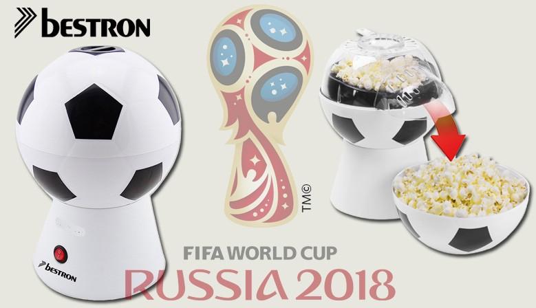 Palomitera Mundial Rusia 2018 DISPONIBLE A PARTIR DE 1 DE JUNIO